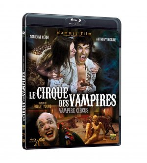 Le Cirque des Vampires édition Simple