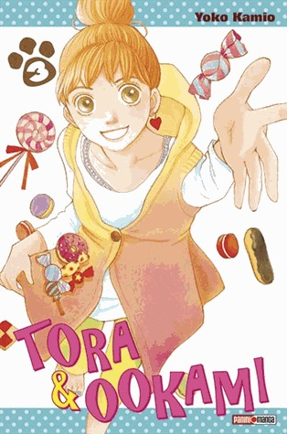 Tora & Ookami T.3