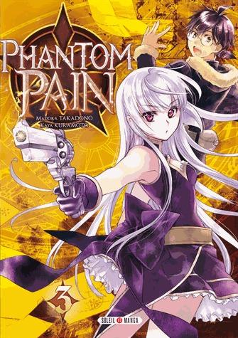 Phantom Pain T.3