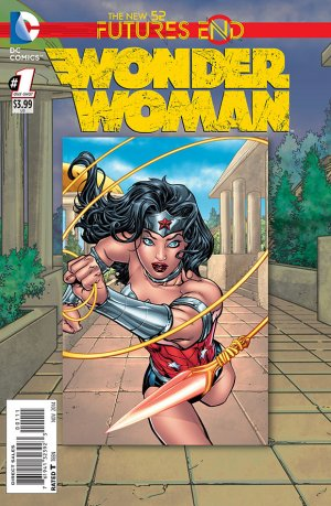 Wonder Woman - Futures End # 1 Issues