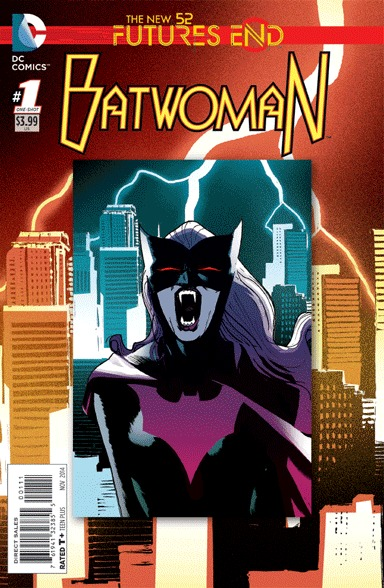 Batwoman - Futures End # 1 Issues