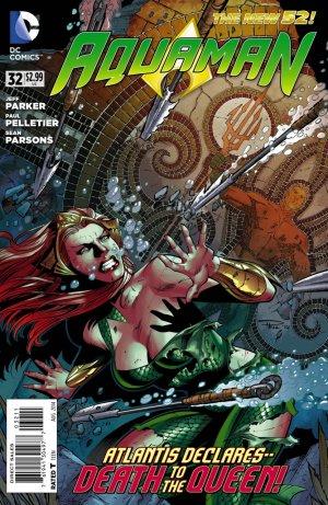 Aquaman # 32 Issues V7 (2011 - 2016) - The New 52