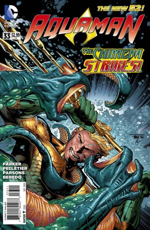 Aquaman # 33 Issues V7 (2011 - 2016) - The New 52
