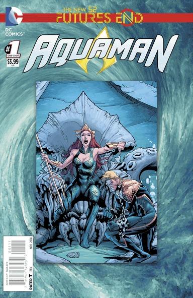 Aquaman - Futures End