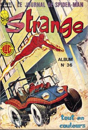 Strange édition Reliure éditeur (1970 - 1988)