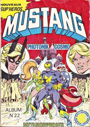 Mustang (format Comics) édition Reliure éditeur
