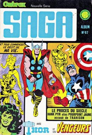 Ombrax Saga # 67 Reliure éditeur (1986 - 1987)