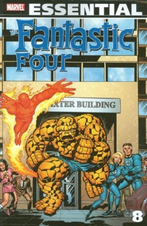 Marvel Two-In-One # 8 SÉRIE Essential Fantastic Four (2008 - 2013)