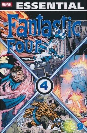 Fantastic Four # 9 SÉRIE Essential Fantastic Four (2008 - 2013)