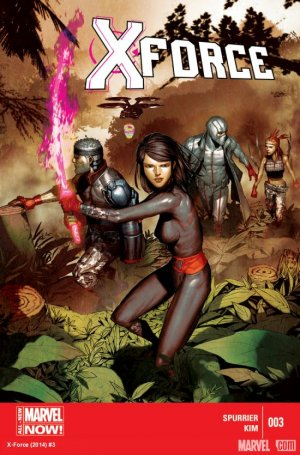 X-Force # 3 Issues V4 (2014 - 2015)