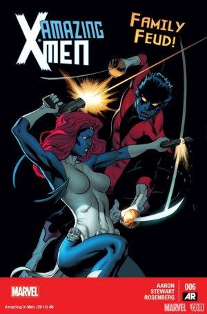 Amazing X-Men # 6 Issues V2 (2013 - 2015)