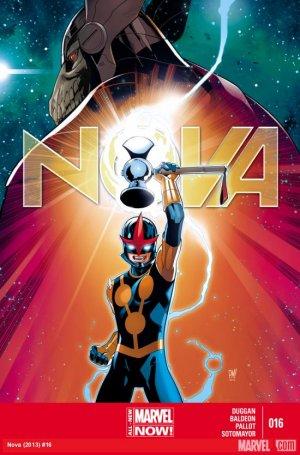 Nova # 16 Issues V5 (2013 - 2015)