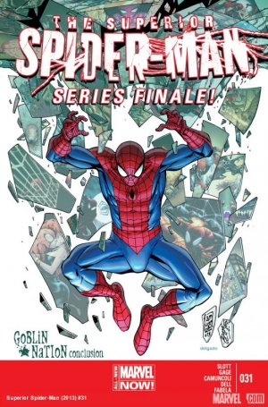 The Superior Spider-Man # 31 Issues V1 (2013 - 2014)