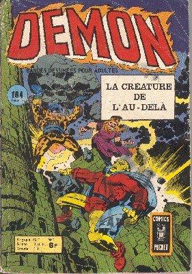 Demon édition Kiosque (1976 - 1983)