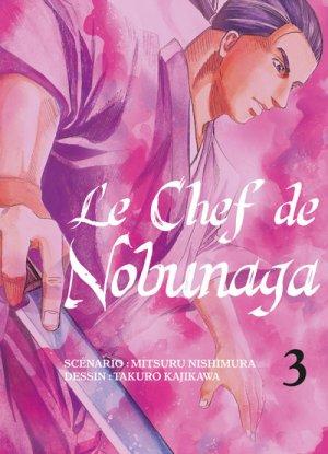Le Chef de Nobunaga # 3