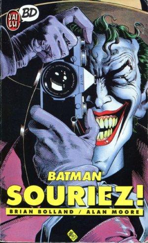 Batman - Rire et Mourir édition TPB softcover (souple) (1990)