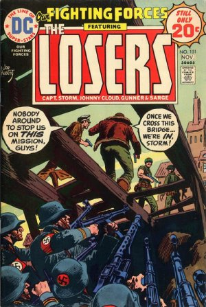 Our Fighting Forces # 151 Issues V1 (1954 - 1978)