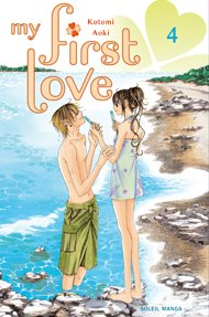 couverture, jaquette My First Love 4  (soleil manga)