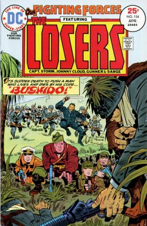 Our Fighting Forces # 154 Issues V1 (1954 - 1978)