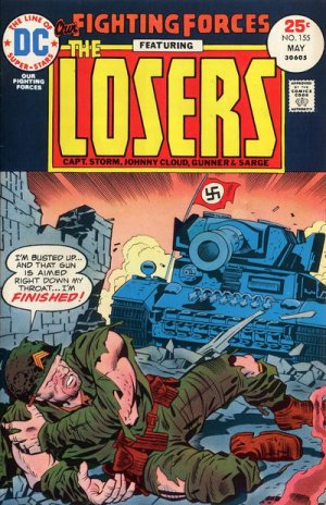 Our Fighting Forces # 155 Issues V1 (1954 - 1978)