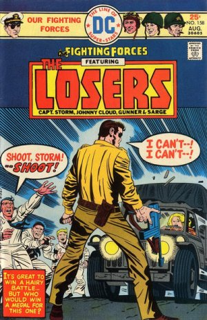 Our Fighting Forces # 158 Issues V1 (1954 - 1978)