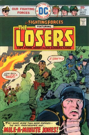 Our Fighting Forces # 159 Issues V1 (1954 - 1978)