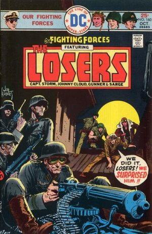 Our Fighting Forces # 160 Issues V1 (1954 - 1978)