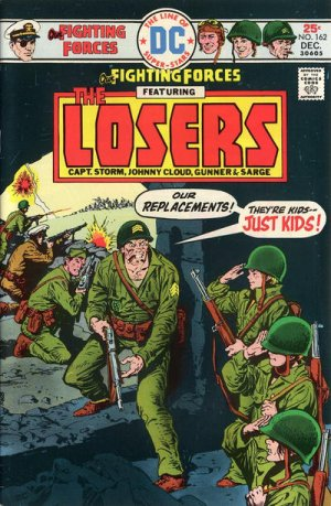 Our Fighting Forces # 162 Issues V1 (1954 - 1978)