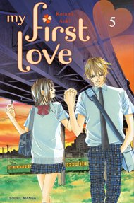 couverture, jaquette My First Love 5  (soleil manga)