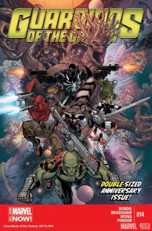 Les Gardiens de la Galaxie # 14 Issues V3 (2012 - 2015)