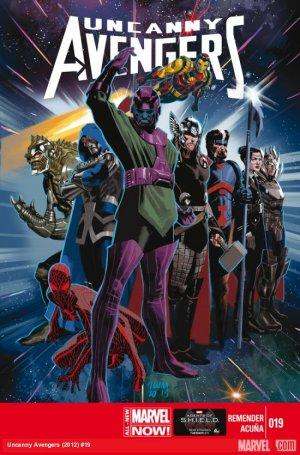 Uncanny Avengers # 19 Issues V1 (2012 - 2014)