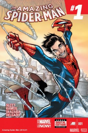 The Amazing Spider-Man édition Issues V3 (2014 - 2015)
