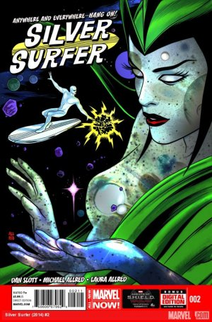 Silver Surfer # 2 Issues V7 (2014 - 2015)