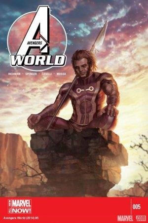 Avengers World # 5 Issues (2014 - 2015)