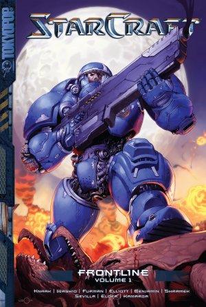 Starcraft Frontline édition USA
