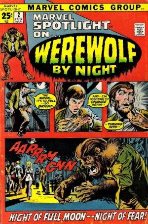 Marvel Spotlight 2 - Werewolf By Night