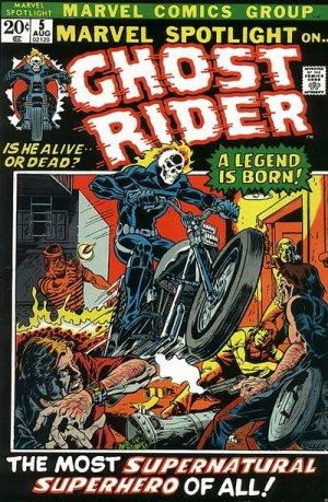 Marvel Spotlight # 5 Issues V1 (1971 - 1977)