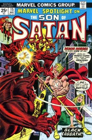 Marvel Spotlight 15 - Black Sabbath!