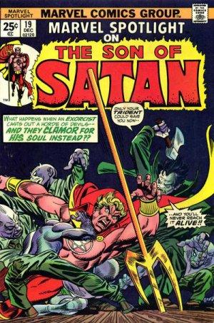 Marvel Spotlight 19 - Demon, Demon--Who's Got the Demon?