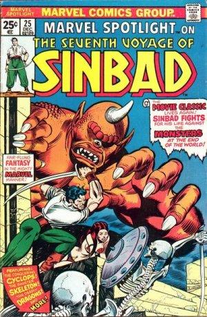 Marvel Spotlight 25 - The Seventh Voyage of Sinbad