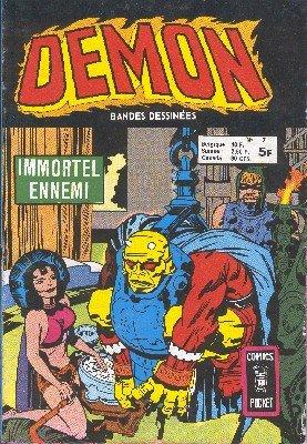 Maison des secrets # 7 Kiosque (1976 - 1983)