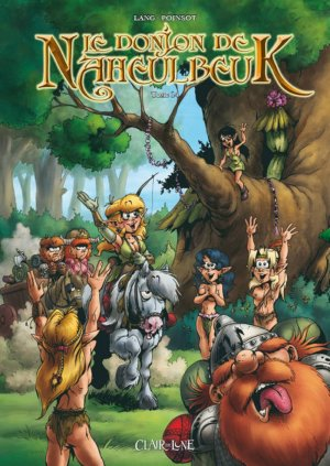 Le donjon de Naheulbeuk # 14