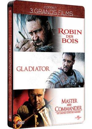 Coffret 3 grands films - Russell Crowe édition Simple