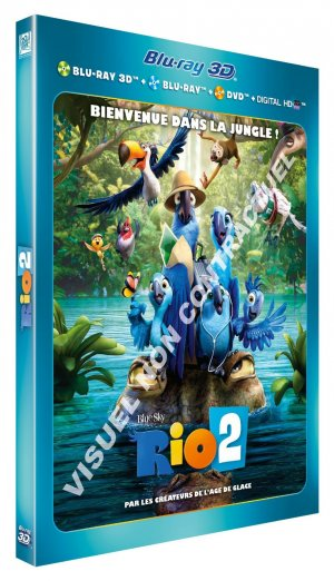 Rio 2 édition Simple