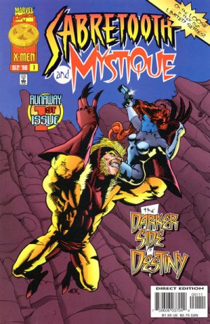 Sabretooth and Mystique édition Issues