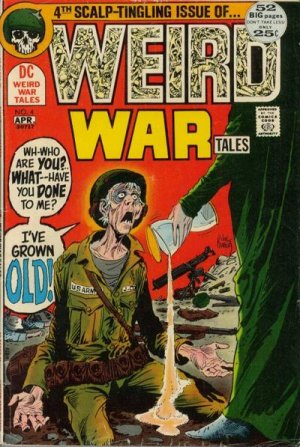 Weird War Tales 4