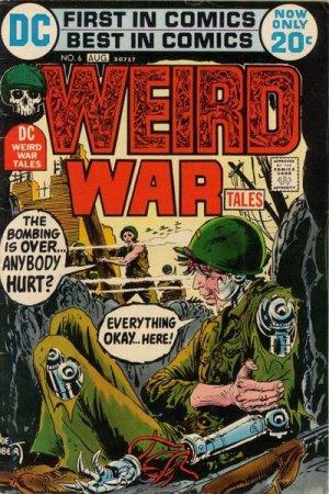 Weird War Tales 6