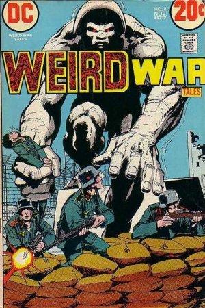 Weird War Tales 8