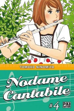 couverture, jaquette Nodame Cantabile 4  (Pika)