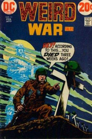 Weird War Tales 11